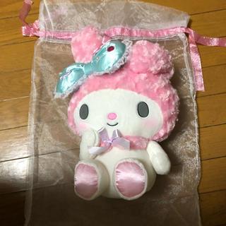マイメロディ(マイメロディ)のマイメロディ ぬいぐるみ 特大  電報(ぬいぐるみ/人形)