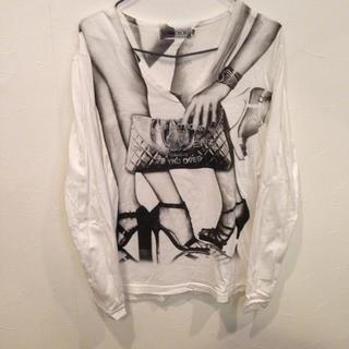 バッファローボブス(BUFFALO BOBS)のBUFFFALO BOBS バッファローボブス LSカットソー サイズL(Tシャツ/カットソー(七分/長袖))
