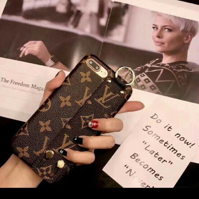 本革 iPhone7 ケース  ブランド | CHANEL -  携帯ケースの通販 by さまなさ|シャネルならラクマ