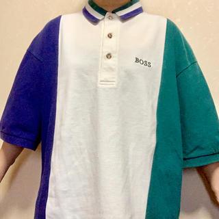 ポロシャツ  レディース メンズ(ポロシャツ)