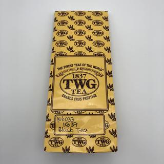 TWG 1837 ブラックティー(茶)