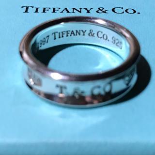 ティファニー(Tiffany & Co.)のティファニーナローリング(リング(指輪))