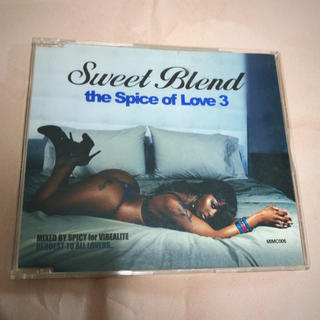 Sweet Blend: The Spice Of Love: 3【CD】