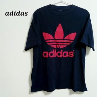 アディダス(adidas)のadidas アディダス トレフォイル ビッグロゴ Tシャツ ティーシャツ(Tシャツ/カットソー(半袖/袖なし))