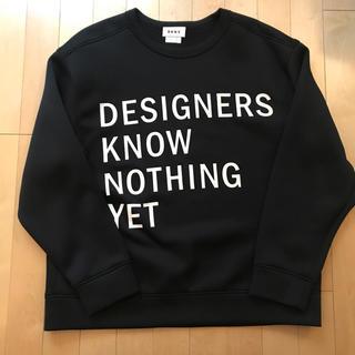 ダナキャランニューヨーク(DKNY)のDKNY ロゴ スウェット(スウェット)