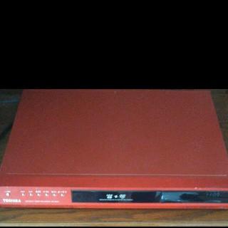 トウシバ(東芝)のHDD&DVDレコーダー デッキ(DVDレコーダー)