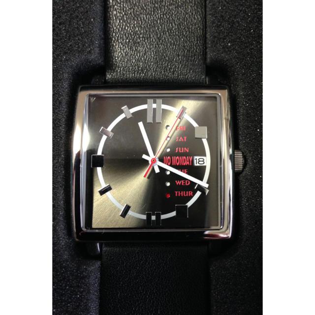 a609fed069 NO Monday ノーマンデー 腕時計 メンズの時計(腕時計(アナログ))の商品