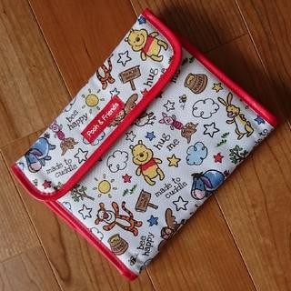 クマノプーサン(くまのプーさん)のくまのプーさん母子手帳ケース(母子手帳ケース)