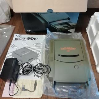 エヌイーシー(NEC)のPCエンジン SUPER CD-ROM2 (家庭用ゲーム機本体)