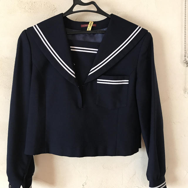 4c6b97a425e HIROMICHI NAKANO - 制服 セーラー 服 紺色の通販 by すまいりぃ's shop ...