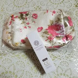 パーフェクトワン(PERFECT ONE)のパーフェクトワン CCクリーム & ポーチ  【新品】(ファンデーション)