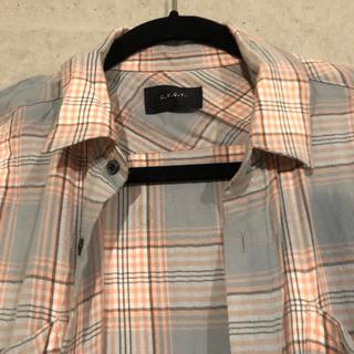 ジーヴィジーヴィ(G.V.G.V.)のG.V.G.V チェックシャツ(シャツ/ブラウス(長袖/七分))