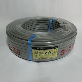 VVF ケーブル 3×2.0(その他)