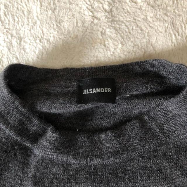 Jil Sander(ジルサンダー)のJIL SANDER ハイゲージニット セーター メンズのトップス(ニット/セーター)の商品写真