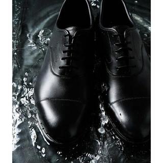 ナノユニバース(nano・universe)の[美品]ナノユニバース SQUALL PROOF 革靴 ビジネスシューズ(ドレス/ビジネス)