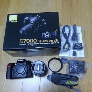 ニコン(Nikon)のニコンD7000  18-105VRキット(デジタル一眼)