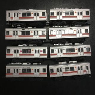 バンダイ(BANDAI)のBトレイン 東急9000系 8両(東急2000系も可)(鉄道模型)