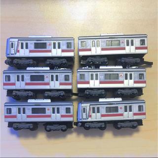 バンダイ(BANDAI)のBトレイン 東急5080系 目黒線 6両編成(鉄道模型)