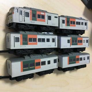 バンダイ(BANDAI)のBトレイン 185系 湘南ブロック 6両(鉄道模型)