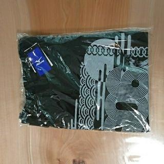 ミズノ(MIZUNO)のミズノ 和柄 長袖Lサイズ Tシャツ トレーニングウエア(Tシャツ/カットソー(七分/長袖))