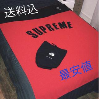 シュプリーム(Supreme)のsupreme the north face ブランケット(毛布)