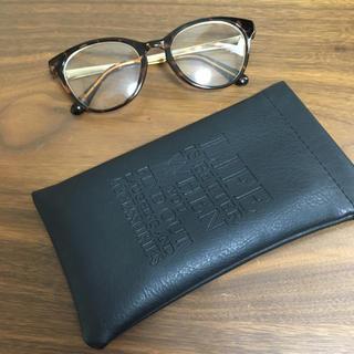 アーバンリサーチ(URBAN RESEARCH)の伊達眼鏡(サングラス/メガネ)