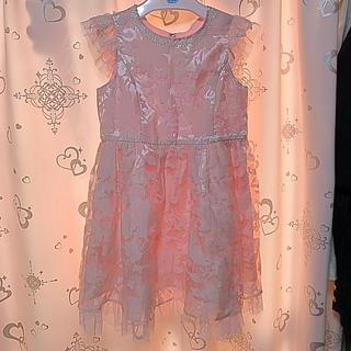 エニィファム(anyFAM)のany famピンクドレス(ドレス/フォーマル)