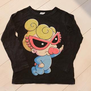 afa0a9b8678d4 ヒステリックミニ(HYSTERIC MINI)のHYSTERIC MINI ☆ 長袖Tシャツ 120cm(T