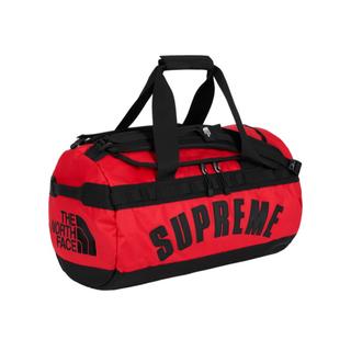 シュプリーム(Supreme)のSupreme The north Face Duffle Bag Red(ドラムバッグ)