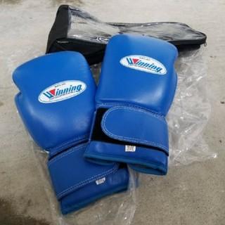 アディダス(adidas)の偽物 ウイニング winning ボクシンググローブ(ボクシング)