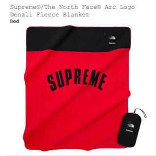 シュプリーム(Supreme)のSUPREME × NORTHFACE  arc logo  Blanket (毛布)