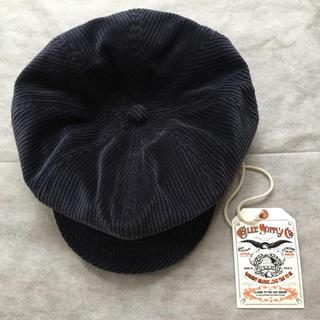 キャリー(CALEE)の定価7020円!Calee コーデュロイ キャスケット 帽子 (キャスケット)