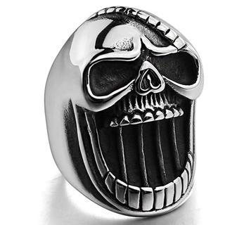 メンズ リング ドクロ 指輪 人気 骸骨 (リング(指輪))