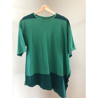 オータ(ohta)のohta green square tシャツ(Tシャツ/カットソー(半袖/袖なし))