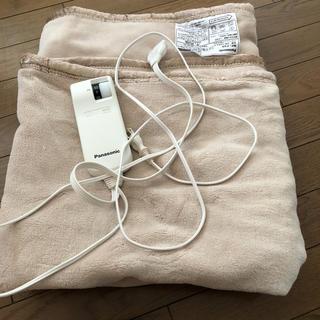 パナソニック(Panasonic)のPanasonic 電気毛布(電気毛布)