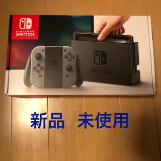 ニンテンドースイッチ(Nintendo Switch)の【新品 未使用】Nintendo switch ニンテンドースイッチ 本体 (その他)