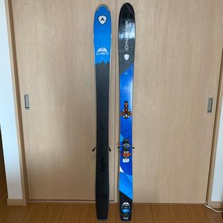 ディナスター(DYNASTAR)のスキー板【ビンディング付き】(板)