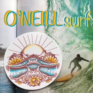 オニール(O'NEILL)のO'NEILLオニールUS限定ニューウェーブデザインステッカー(サーフィン)