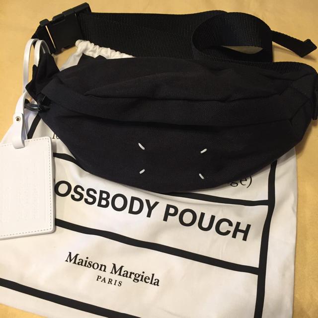 Maison Martin Margiela(マルタンマルジェラ)の新品  大人気 Maison Margiela マルジェラ ベルトバック メンズのバッグ(ショルダーバッグ)の商品写真