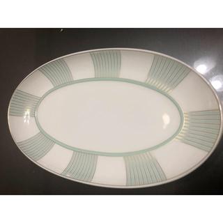ニッコー(NIKKO)の【NIKKO】金沢コレクション  「花てまり」 楕円皿  (食器)