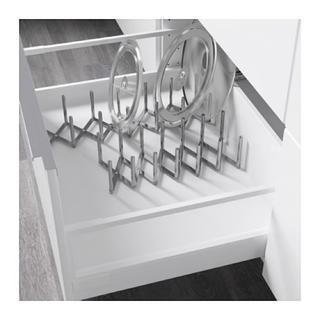 イケア(IKEA)のIKEA キッチン 収納 引き出し仕切り  2コセット(キッチン収納)
