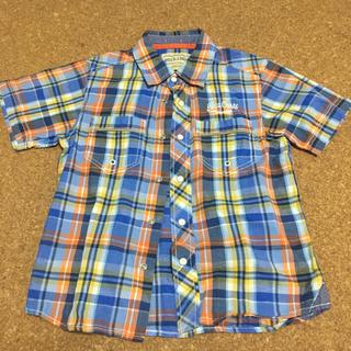 ブルークロス(bluecross)の男の子 半袖シャツ(その他)