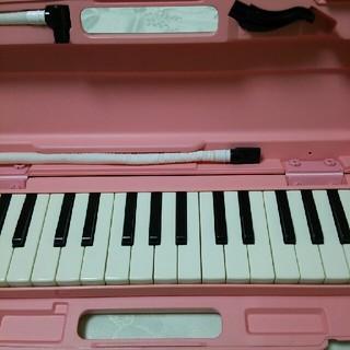 ヤマハ(ヤマハ)の鍵盤ハーモニカ  ヤマハ ピンク(ハーモニカ/ブルースハープ)