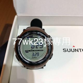 スント(SUUNTO)のスント  ヴェクター  腕時計(腕時計(デジタル))