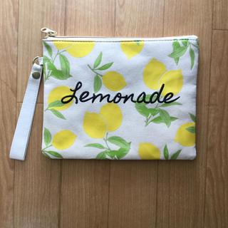 しまむら - クラッチバッグ lemonade
