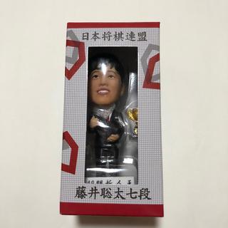 藤井聡太 ボブルヘッド 900個限定(囲碁/将棋)