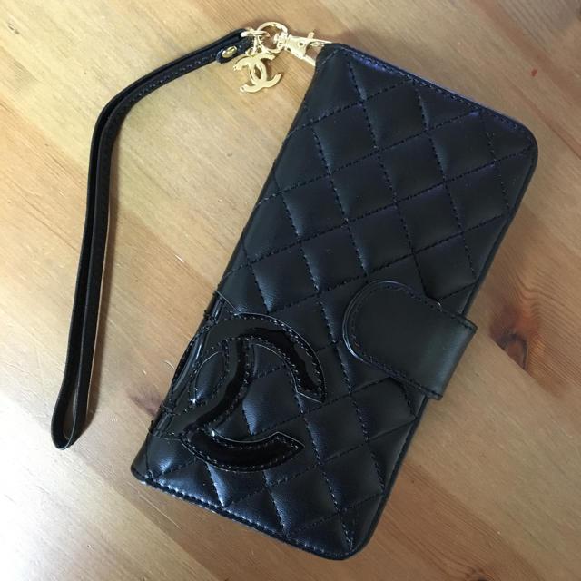 iphone7 ケース ブランド レザー | CHANEL ☆ iPhoneスマホケース 7.8対応の通販 by upinsmoke's shop|ラクマ