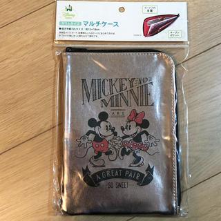 ディズニー(Disney)の♦︎専用ページ♦︎ディズニー  マルチケース  スリムタイプ  ミッキーミニー(母子手帳ケース)