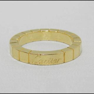 カルティエ(Cartier)の美品 カルティエ ラニエール k18YG 49(リング(指輪))