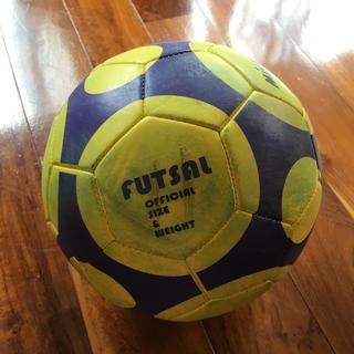 ミカサ(MIKASA)のフットサルボール4号(ボール)
